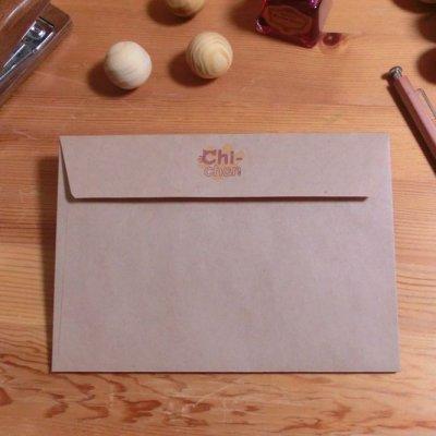 画像2: 封筒「ちーかこみ」