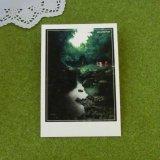 pc076「水の生まれる森の詩」