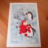 pc114「ペンギンマフラー」