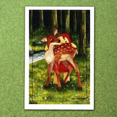 画像1: pc129「仔鹿とあかポンチャ」