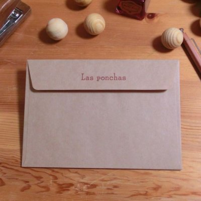 画像3: 封筒「いちごつみ」